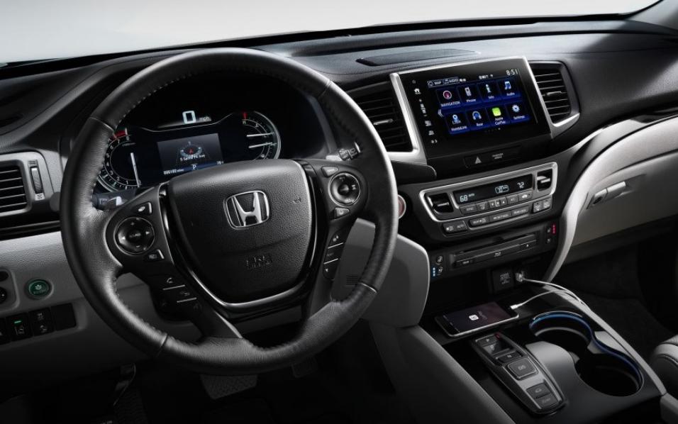 2021 Honda Pilot Redesign Interior