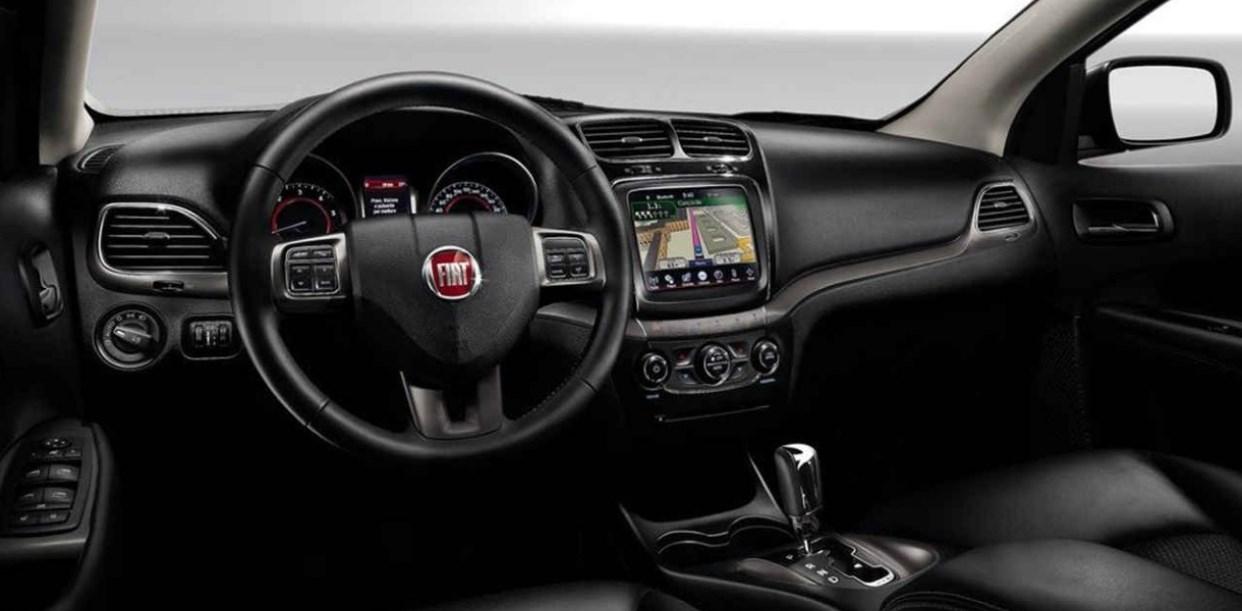 Fiat Freemont 2019 Interior