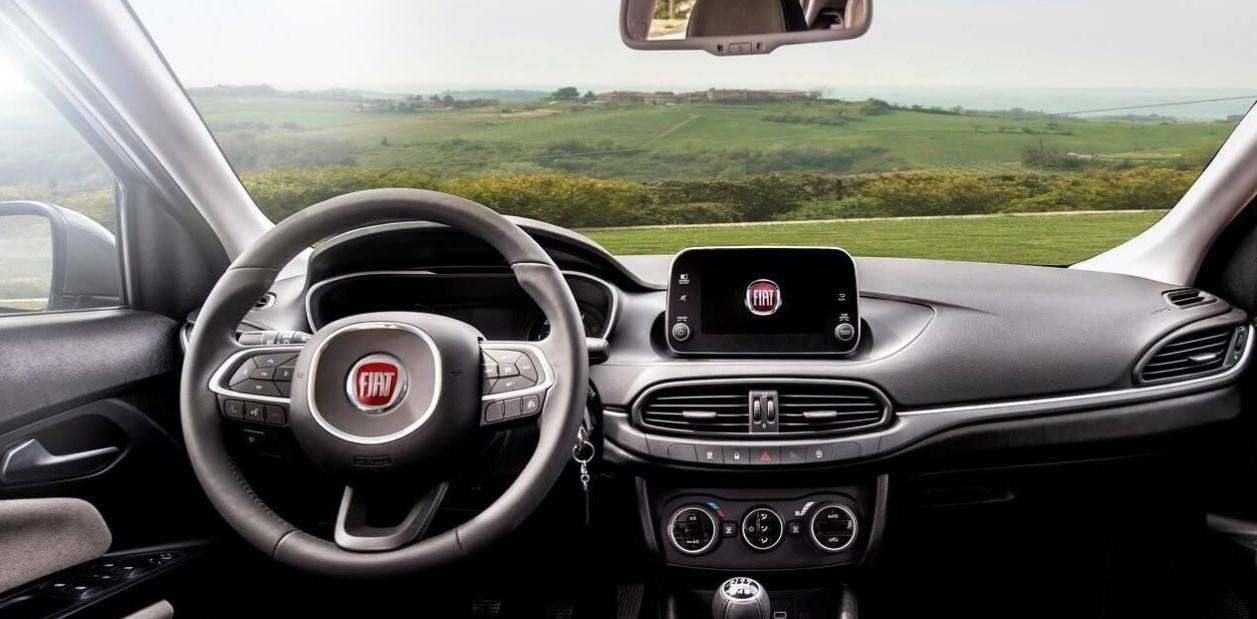 Fiat Palio 2020 Interior