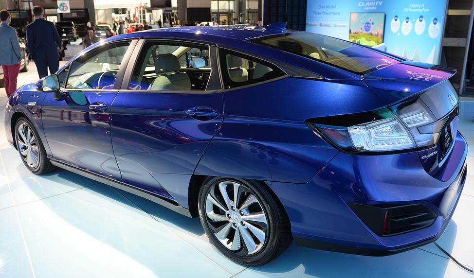 Honda 2020 Vision Clarity Concept