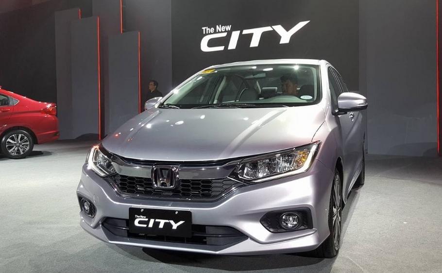 Honda City 2021 Exterior