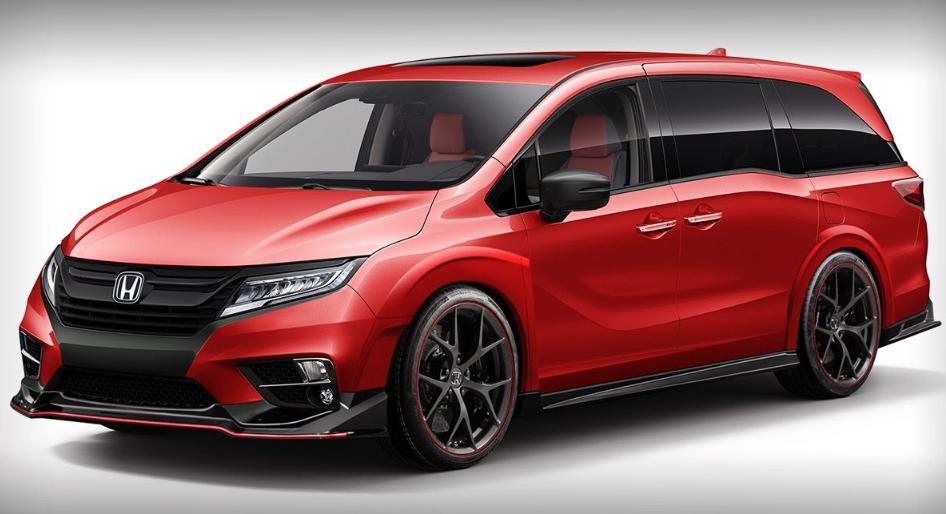 Honda Odyssey 2020 Exterior