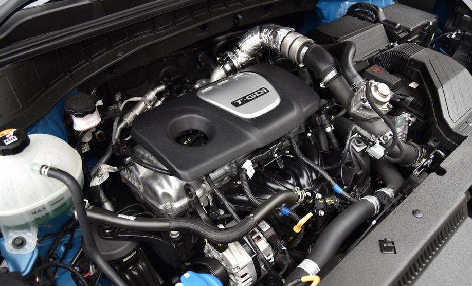 Hyundai 2020 SUV Engine