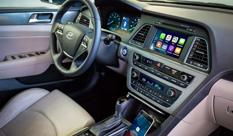 Hyundai 2020 Sonata Interior
