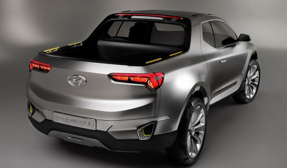 Hyundai 2020 Truck Concept