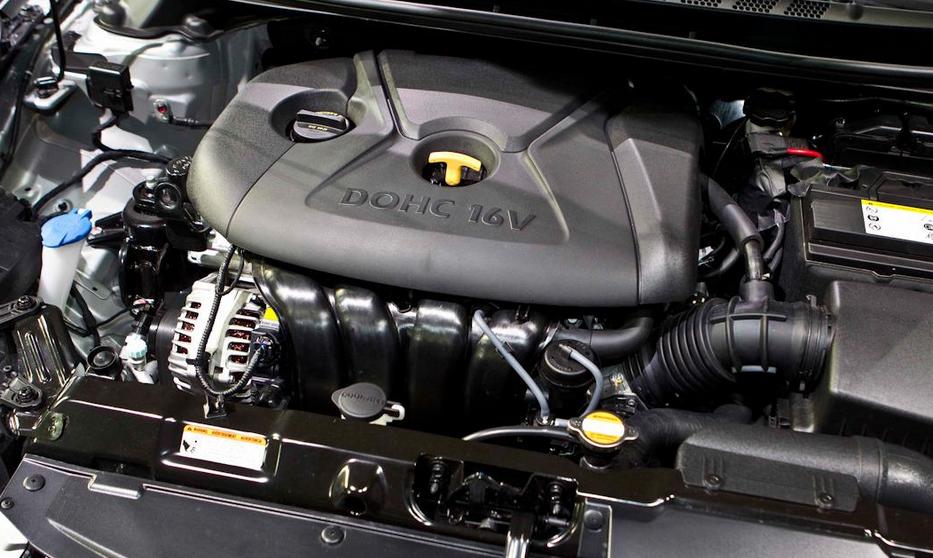 Hyundai 2020 Truck Engine