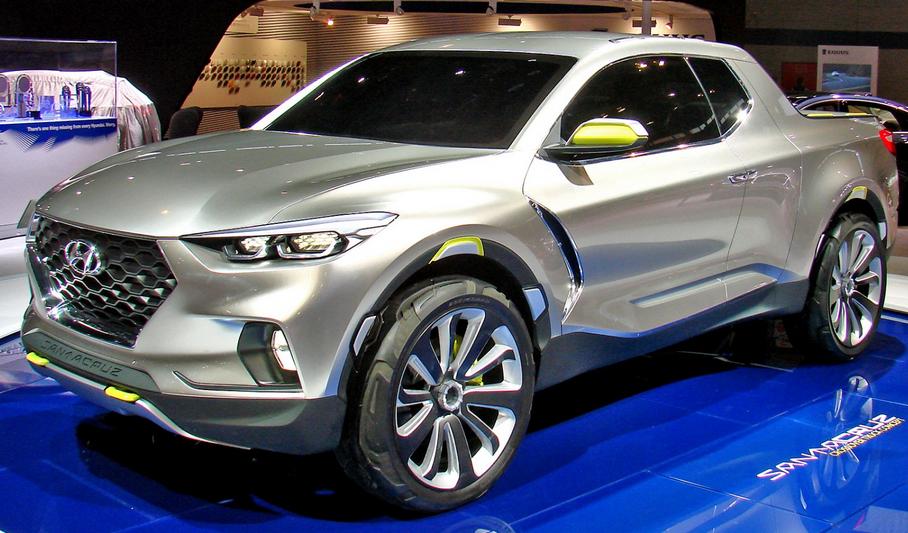 Hyundai 2020 Truck Exterior