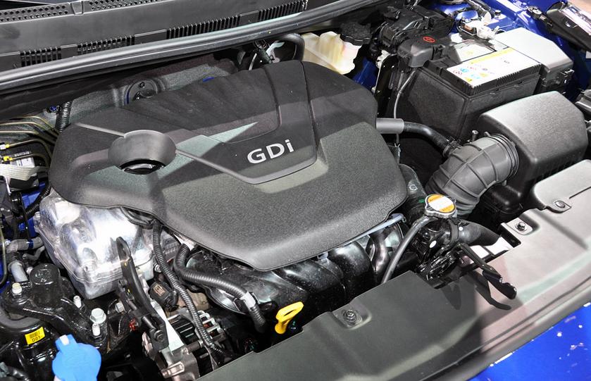 Hyundai Accent 2020 Engine
