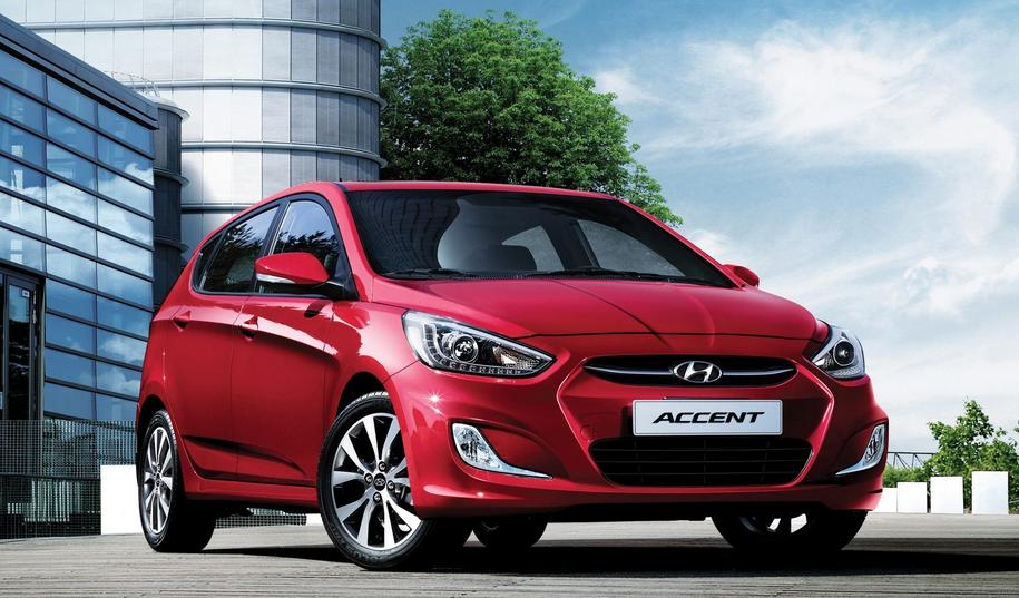 Hyundai Accent 2020 Exterior