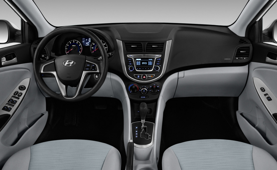 Hyundai Accent 2020 Interior