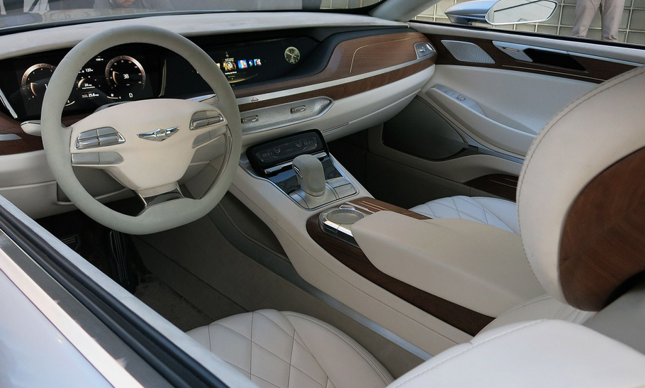 Hyundai Coupe 2020 Interior