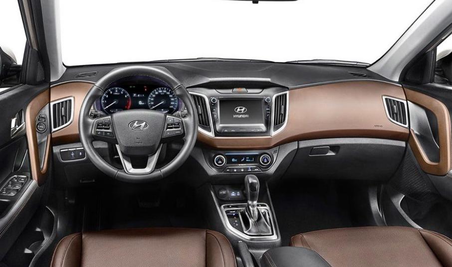 Hyundai Creta 2020 Interior
