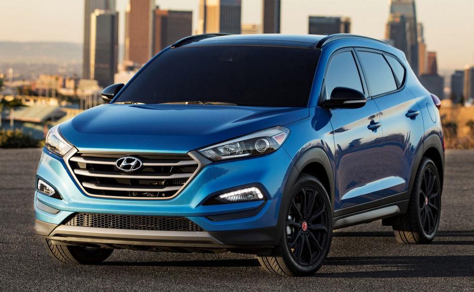 Hyundai Crossover 2020 Exterior