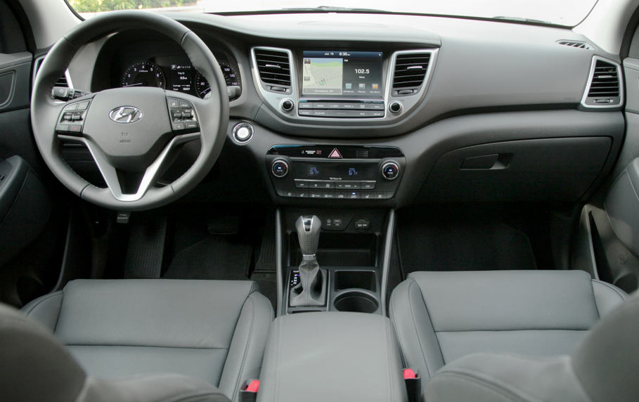 Hyundai Crossover 2020 Interior