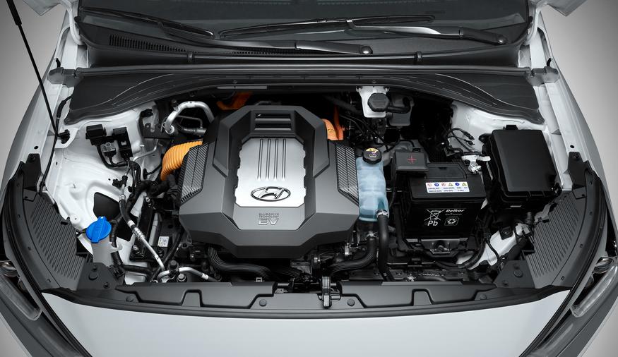 Hyundai Electric 2020 Engine