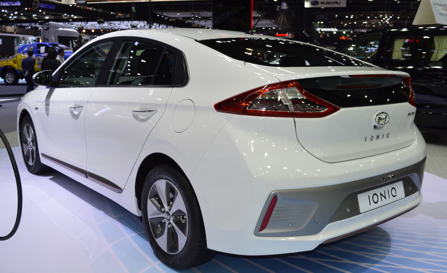 Hyundai Electric 2020 Ioniq