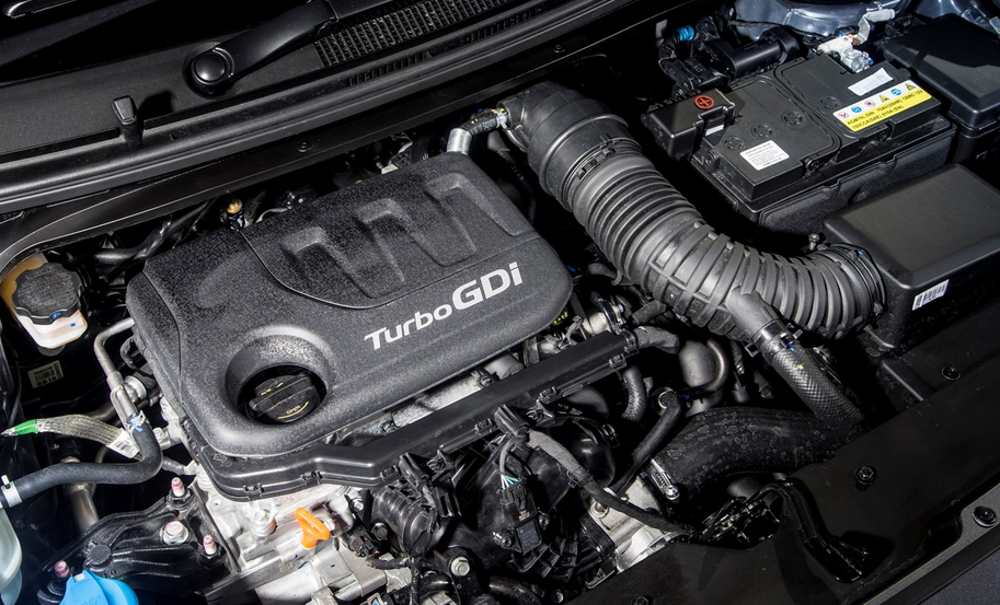 Hyundai Elite i20 2020 Engine