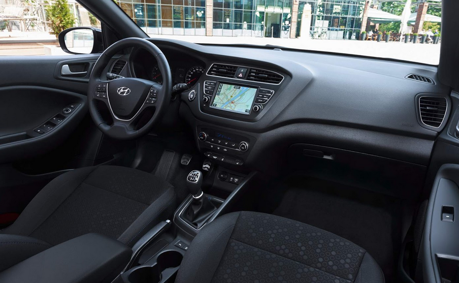 Hyundai Elite i20 2020 Interior