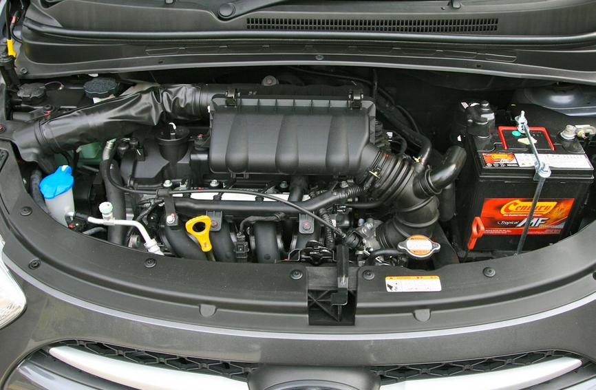 Hyundai Eon 2020 Engine