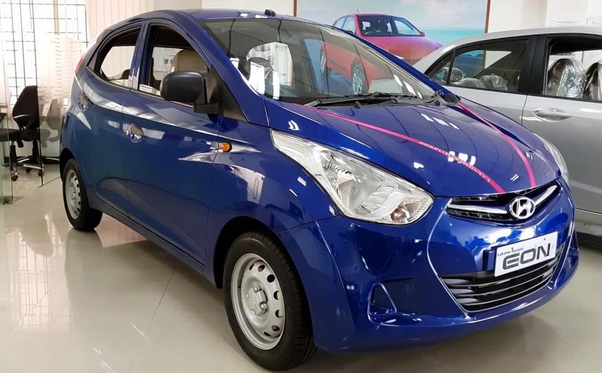 Hyundai Eon 2020 Exterior