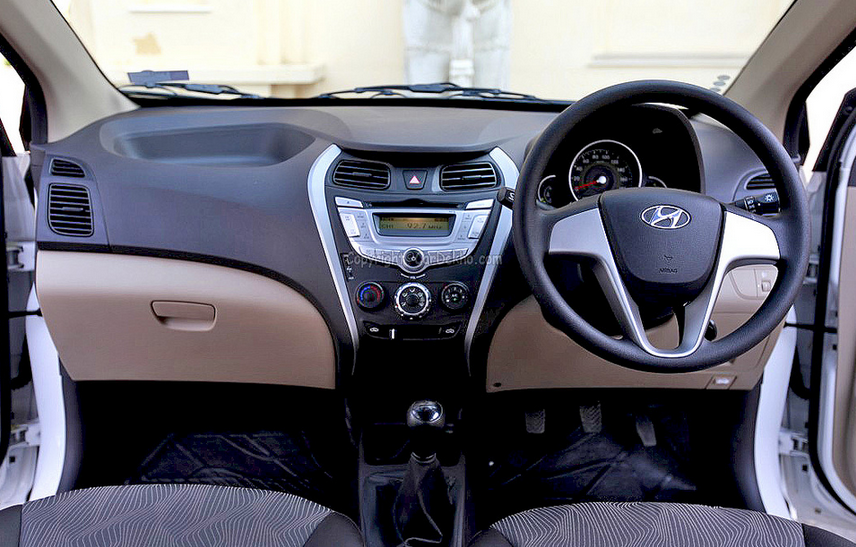 Hyundai Eon 2020 Interior