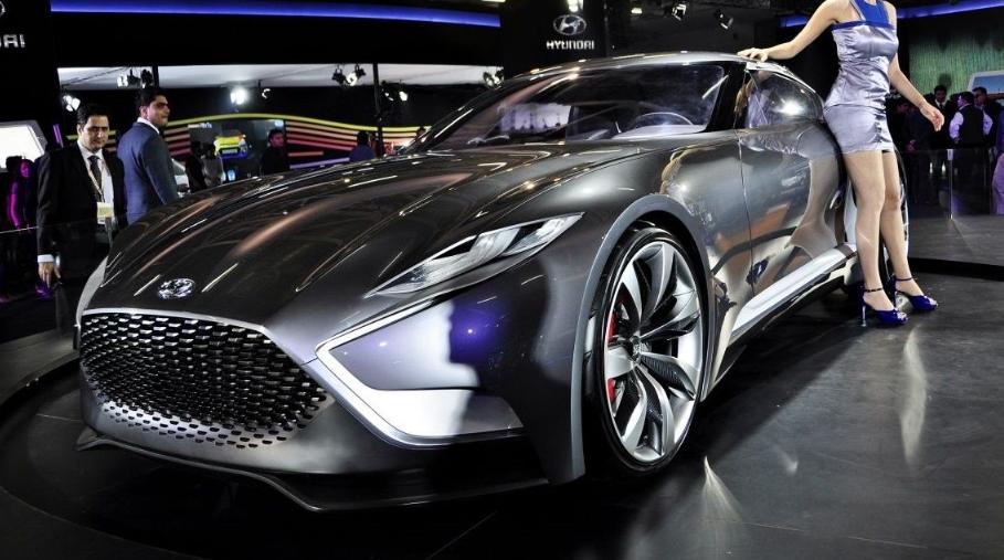 Hyundai Genesis 2020 Exterior