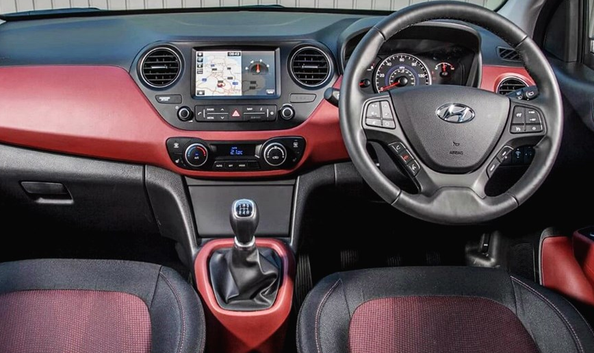 Hyundai Grand i10 2020 Interior