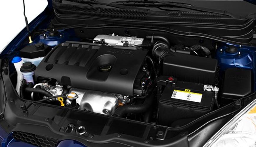 Hyundai HB20 2020 Engine