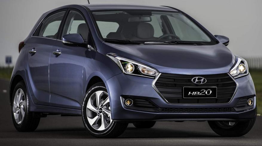 Hyundai HB20 2020 Exterior