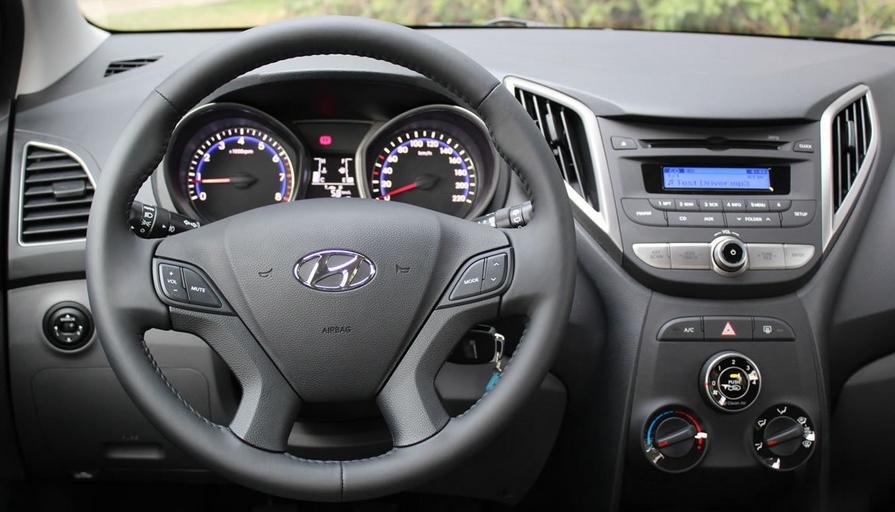 Hyundai HB20 2020 Interior