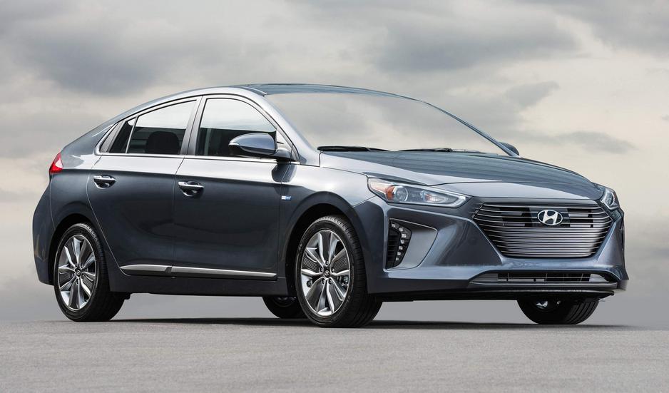 Hyundai Hybrid 2020 Ioniq Concept