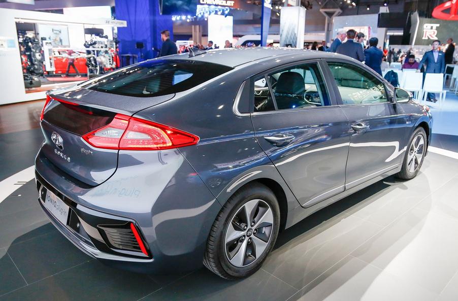 Hyundai Hybrid 2020 Ioniq