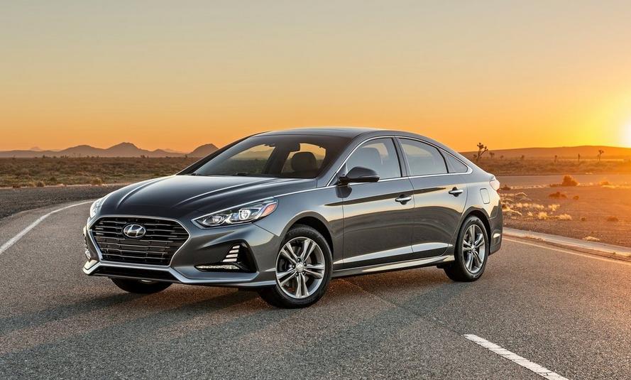 Hyundai Hybrid 2020 Sonata