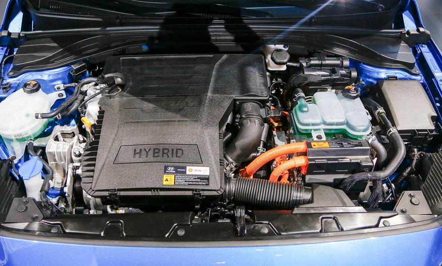Hyundai Ioniq 2020 Engine