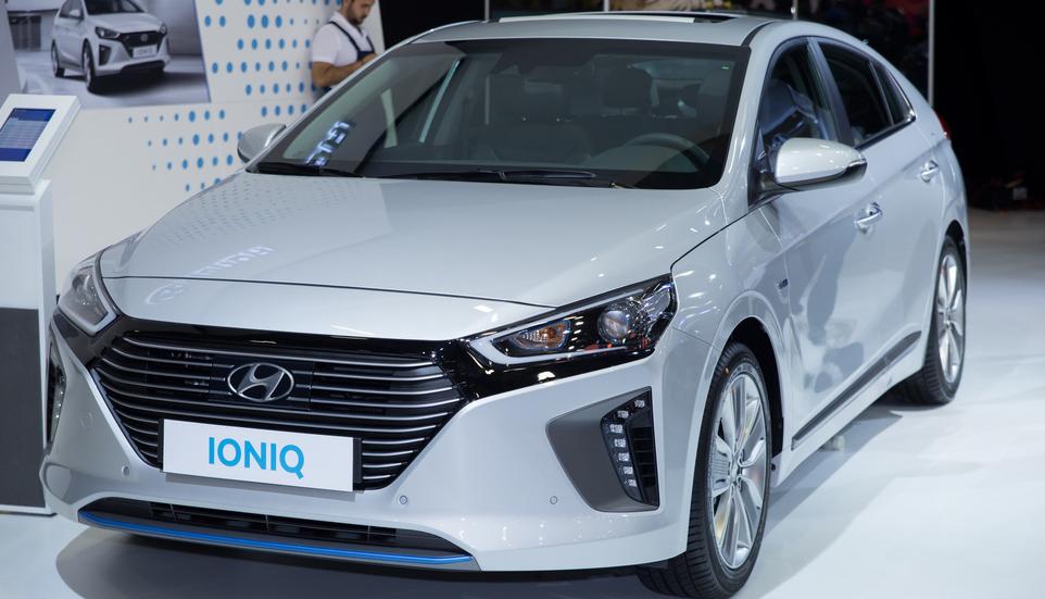 Hyundai Ioniq 2020 Exterior