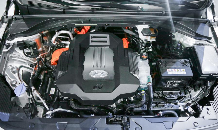Hyundai Ioniq Electric 2020 Engine