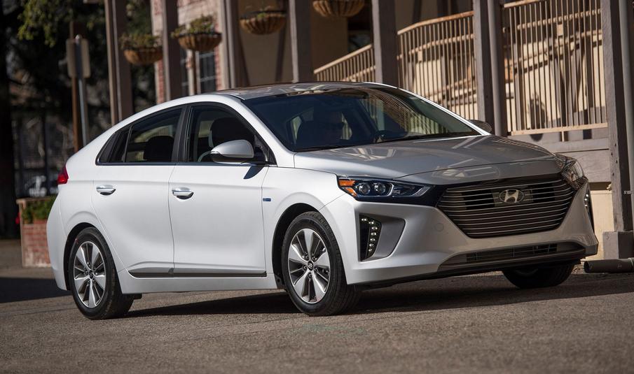 Hyundai Ioniq Electric 2020 Exterior