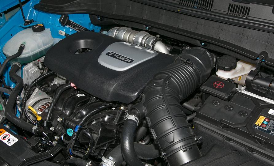 Hyundai Kona 2020 Engine