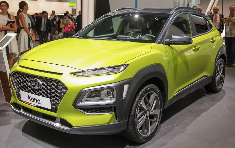 Hyundai Kona 2020 Exterior