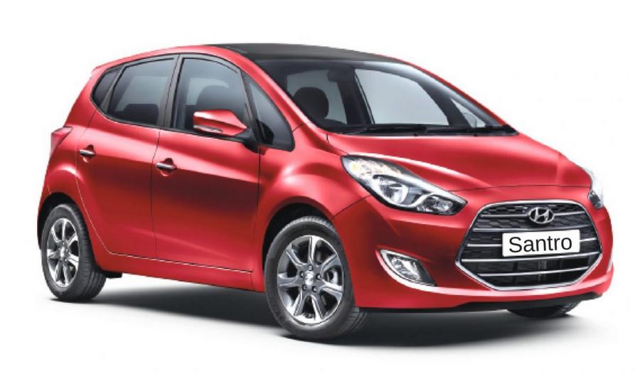 Hyundai Santro 2020 Exterior