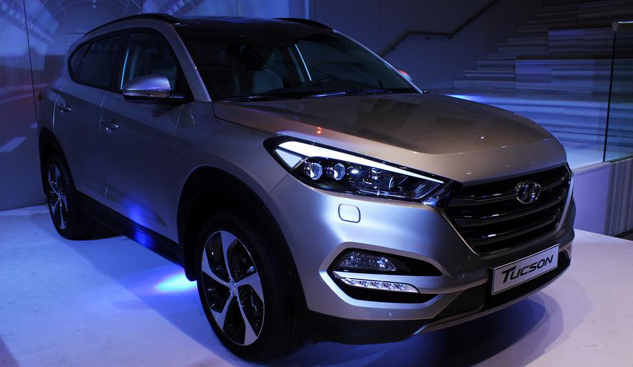 Hyundai Tucson 2021 Exterior