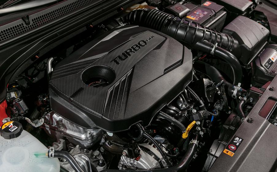 Hyundai Veloster 2020 Engine
