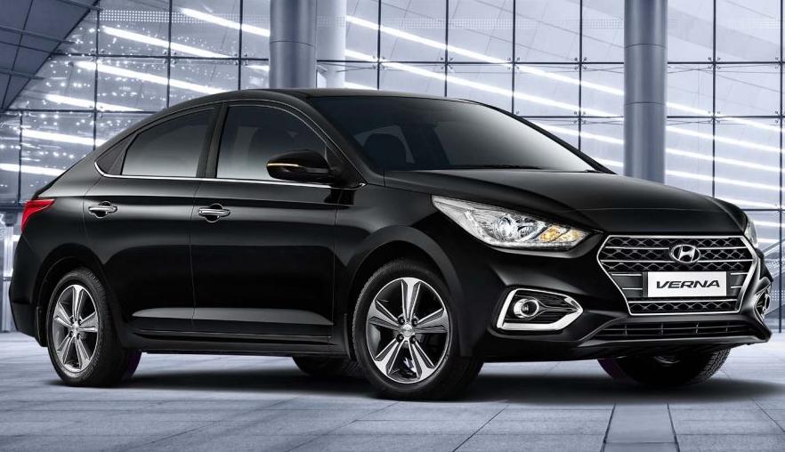 Hyundai Verna 2020 Exterior