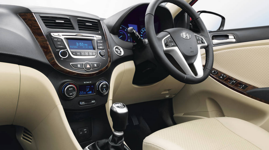 Hyundai Verna 2021 Interior