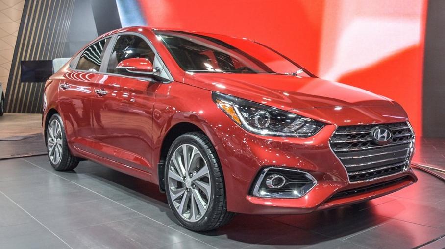 Hyundai Xcent 2020 Exterior