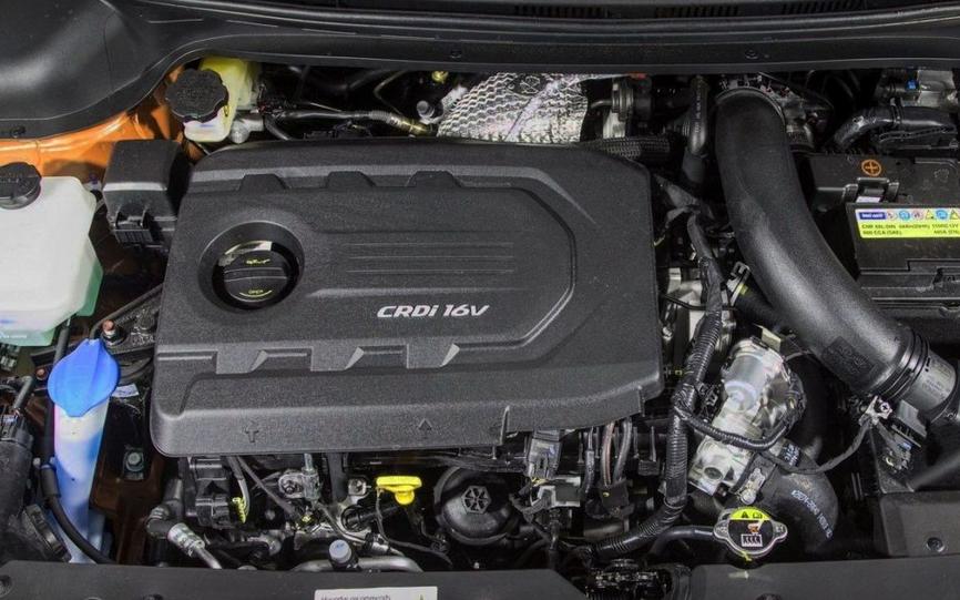 Hyundai i20 2021 Engine