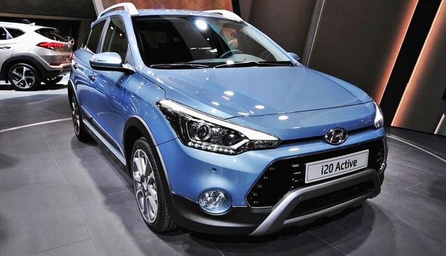 Hyundai i20 2021 Exterior