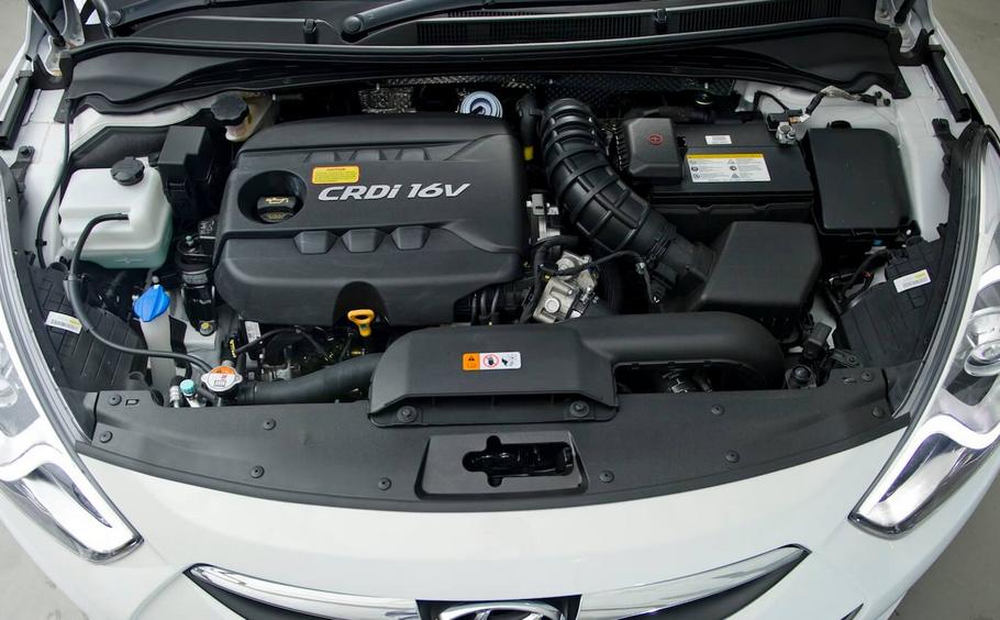 Hyundai i40 2020 Engine