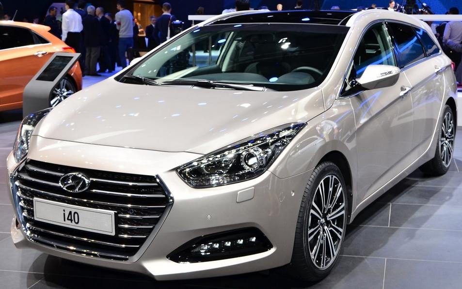 Hyundai i40 2020 Exterior