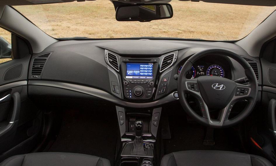 Hyundai i40 2020 Interior